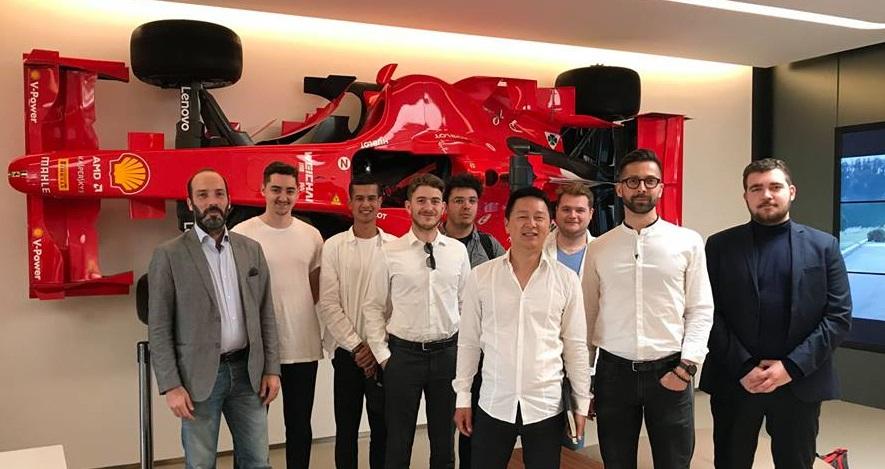ISD RUBIKA – Ferrari, une histoire qui dure !