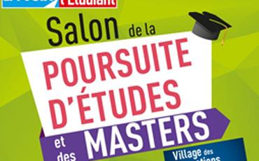 Salon de la Poursuite d'Études et des M...