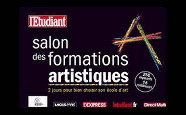 Salon des Formations Artistiques de Paris