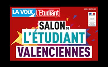 Salon de l'Étudiant à Valenciennes
