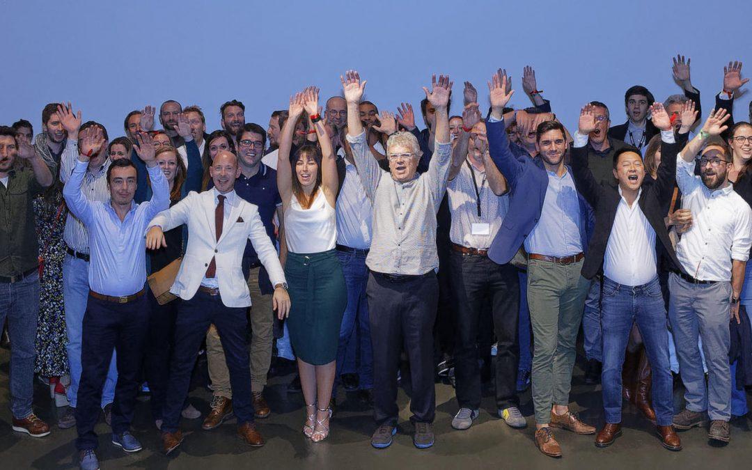 Philippe Delvigne récompense 17 diplômés aux ISD Jubilee Awards