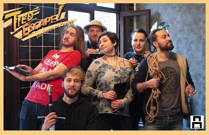tied-escape-team RUBIKA 2019 Jeu vidéo