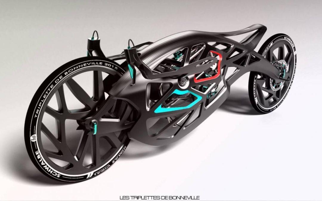 [PRESSE] Dagoma va imprimer une moto designée à l'ISD RUBIKA