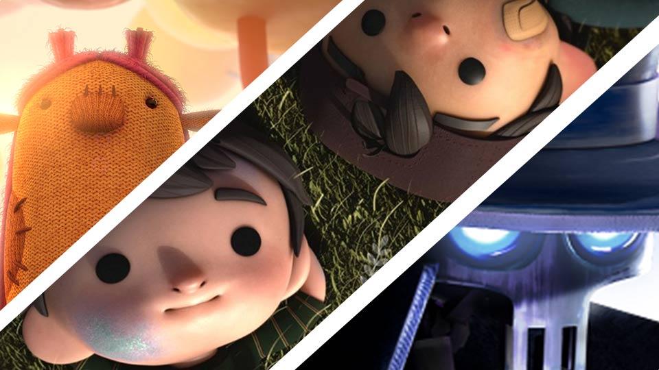 Trois courts-métrages de Supinfocom sélectionnés au SIGGRAPH 2019