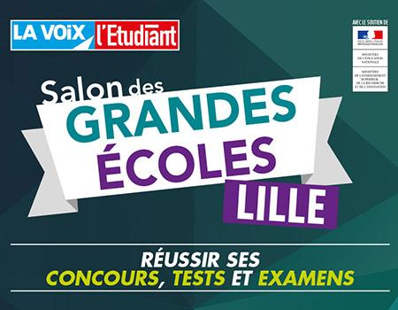 Salon des Grandes Écoles de Commerce et d'Ingénieurs de Lille