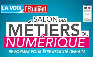 Salon des Métiers du Numérique de Lille