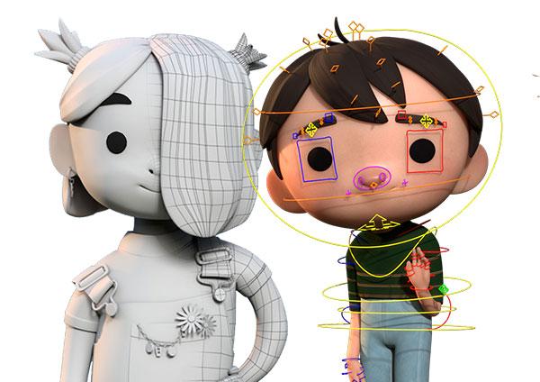 RUBIKA classée 3ème meilleure école d'animation, 2ème européenne