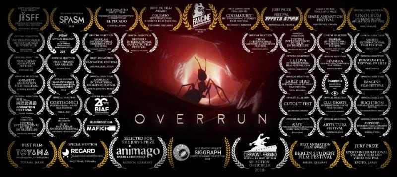 Overrun (RUBIKA Supinfocom 2017) est disponible en intégralité