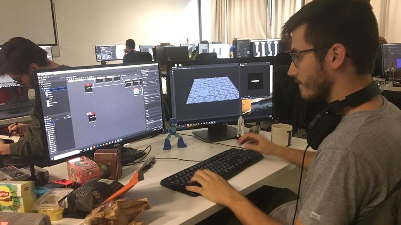 Dans les coulisses de RUBIKA, meilleure école française de jeu vidéo