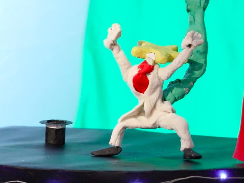Découverte des projets stop-motion de RUBIKA Animation 2021