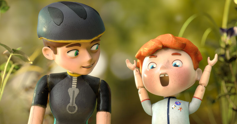 Les courts-métrages de RUBIKA Animation 2020 sont arrivés !