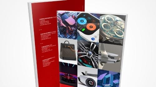 Découvrez les projets de la promotion 2020 de RUBIKA Design !