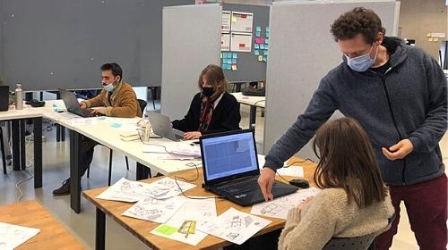 XTRIM : 24H de sprint créatif pour nos étudiants en Design Produit de 4ème année
