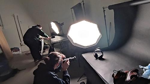 Cours de photo : de l'importance de la lumière en Design Numérique
